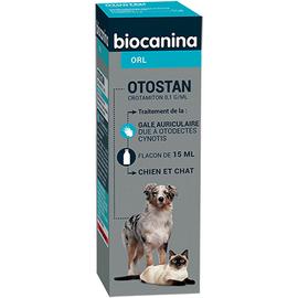 Biocanina otostan 15ml - biocanina -213219
