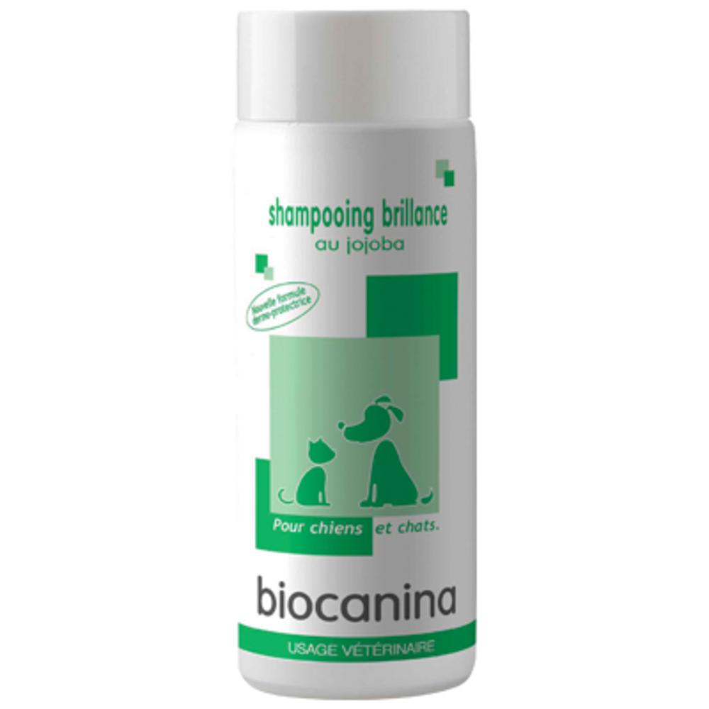Biocanina shampooing brillance au jojoba - 200 ml - biocanina -206026