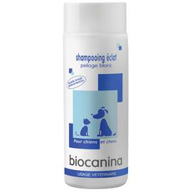 Biocanina shampooing eclat pelage blanc - 200 ml - biocanina -206027