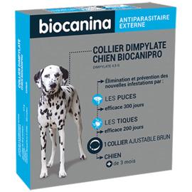 Biocanipro collier dimpylate grand chien - biocanina -146389
