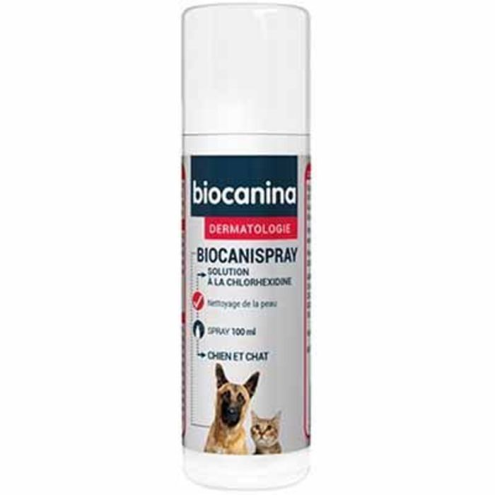 Biocanispray 100ml Biocanina-225408