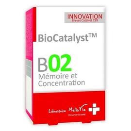 Biocatalyst b02 mémoire et concentration - biocatalyst -202616