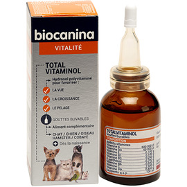 Biocatonic total vitaminol - 30ml - biocanina -211053