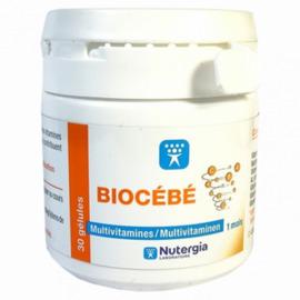 Biocébé 30 gélules - nutergia -222988