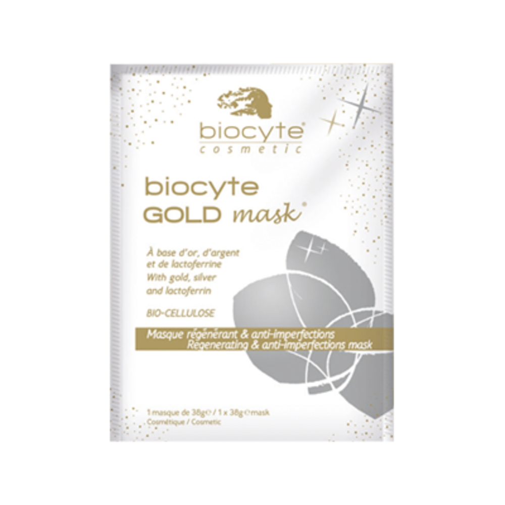 Biocyte mask gold - biocyte -205246