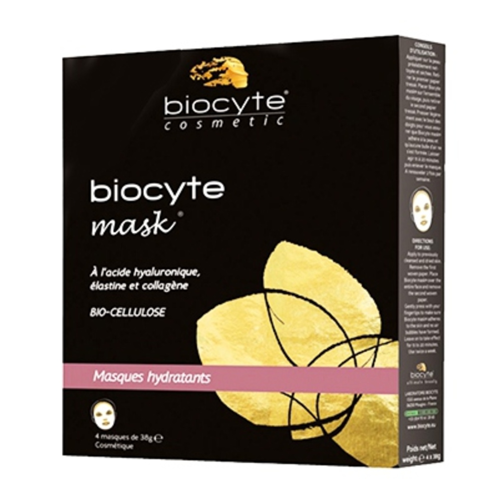 BIOCYTE Mask - Lot de 4 - divers - Biocyte -141746