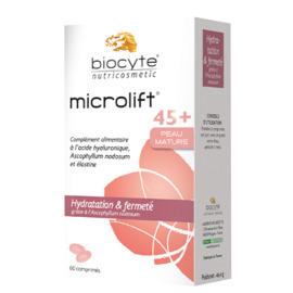 Biocyte microlift peau mature - 60 comprimés - biocyte -202573