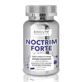 Biocyte noctrim forte 40 gélules - biocyte -205583
