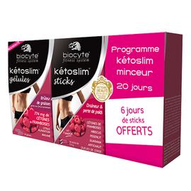 Biocyte pack ketoslim minceur - divers - biocyte -141755