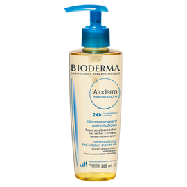 Bioderma atoderm huile de douche - 200ml - bioderma -203722