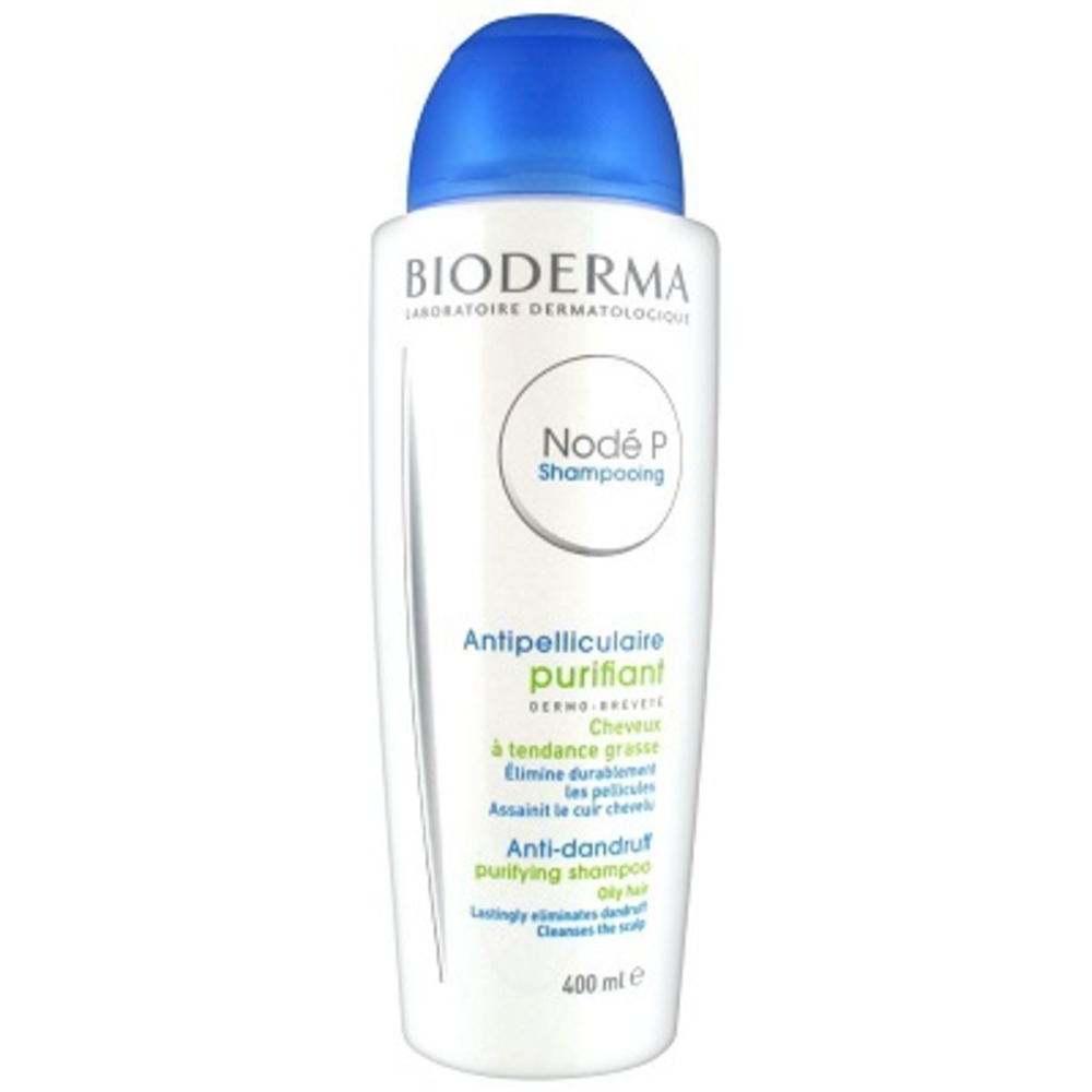 BIODERMA Nodé P Shampooing Purifiant - 400ml - 400.0 ml - Nodé Capillaires - Bioderma -142776