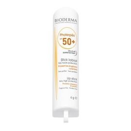 Bioderma photerpès stick spf50+ - 4.0 g - solaires - bioderma -104157