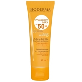 Bioderma photoderm max spf50+ crème teintée - 40.0 ml - solaires - bioderma -4125