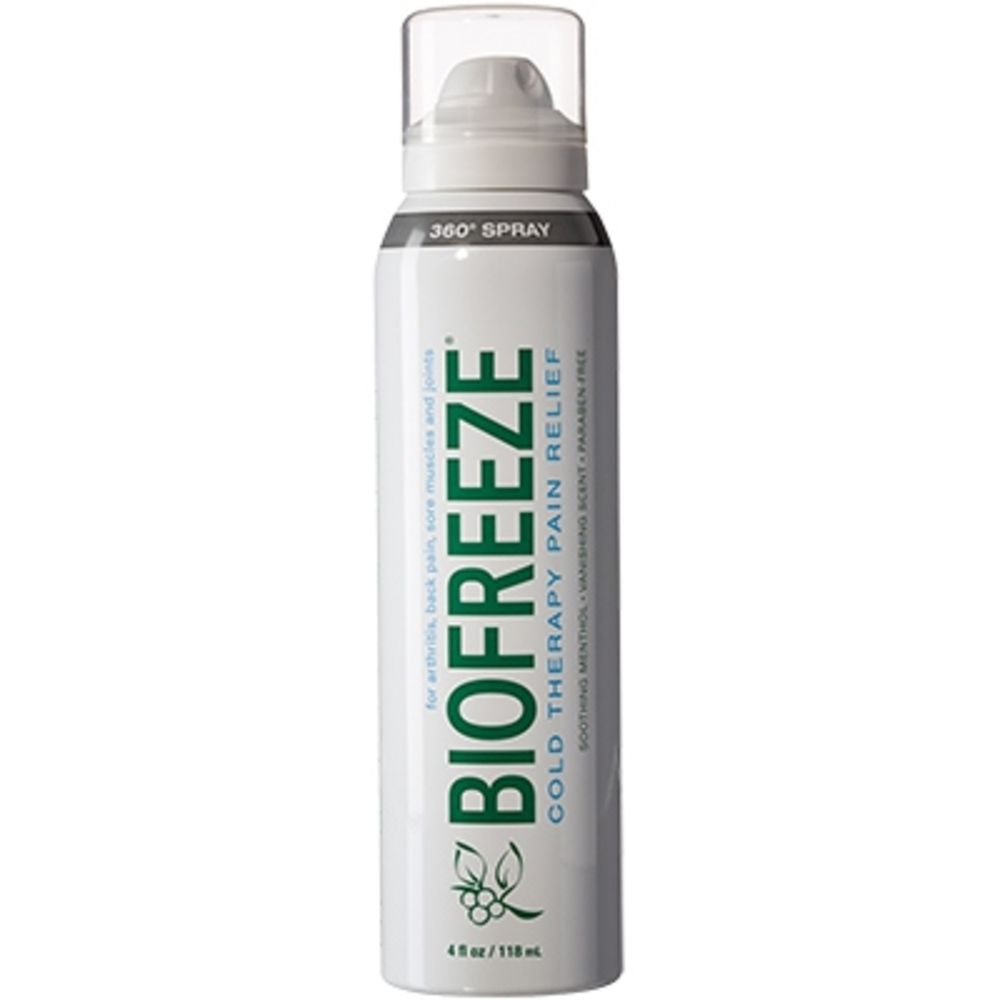 BIOFREEZE Spray - 118ml - Biofreeze -205915
