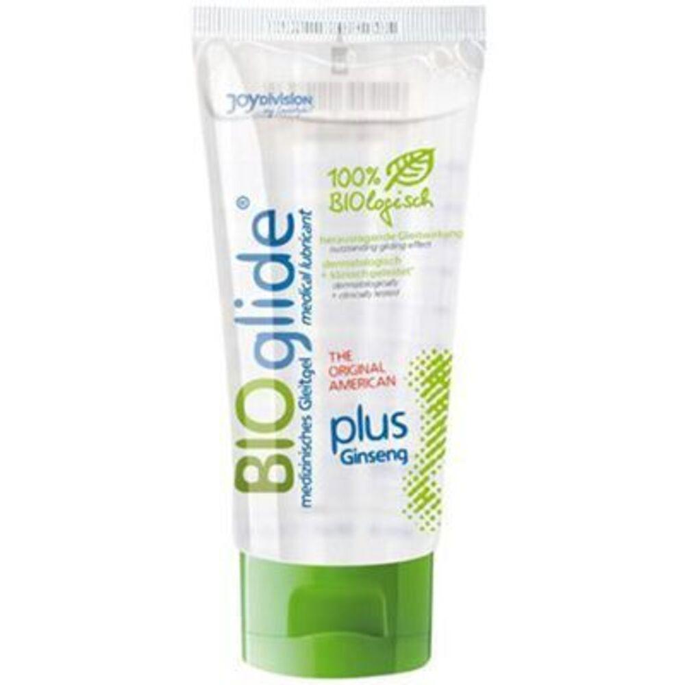 Bioglide plus ginseng lubrifiant bio 100ml - joydivision -221958