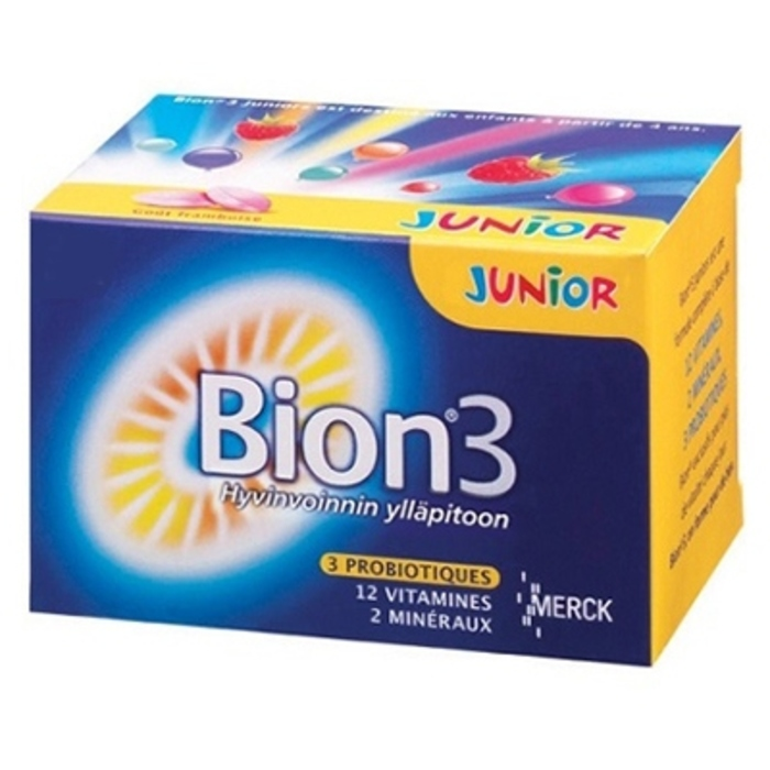 Bion 3 junior - format eco Merck-199603