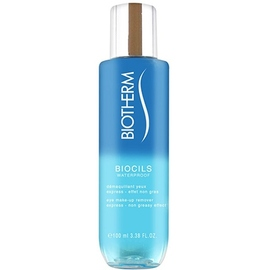 Biotherm biocils waterproof démaquillant yeux - 100ml - bio-cils - biotherm -205469