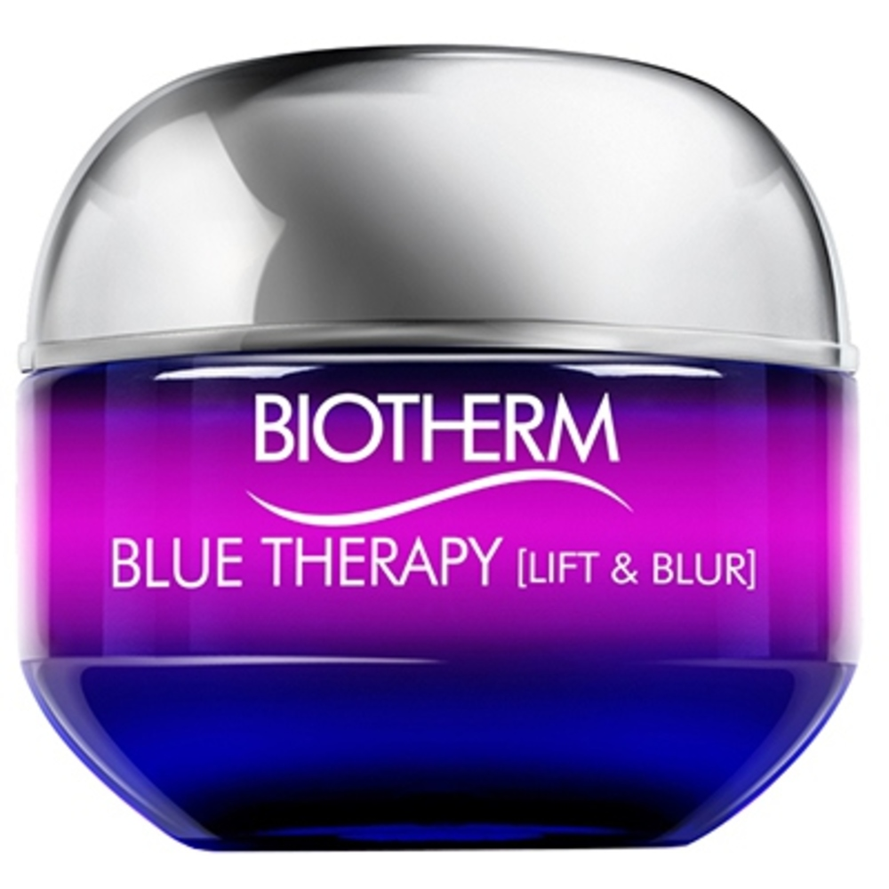 Biotherm blue therapy lift & blur crème - 50ml - blue therapy - biotherm -205476