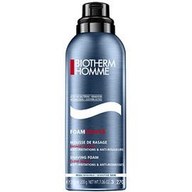 Biotherm homme foamshaver mousse de rasage - 200ml - routine nettoyage/rasage - biotherm -205502