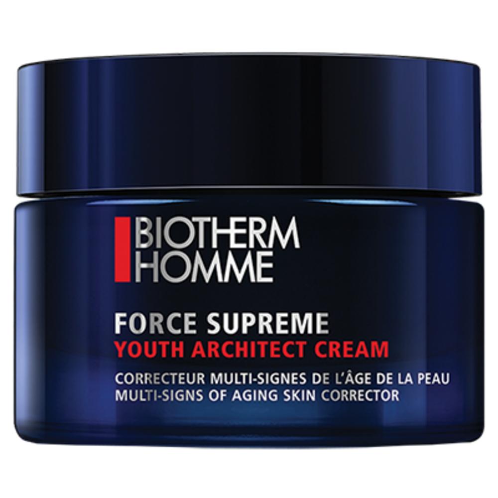 Biotherm homme force suprême youth architect crème - 50ml - force supreme - biotherm -205499