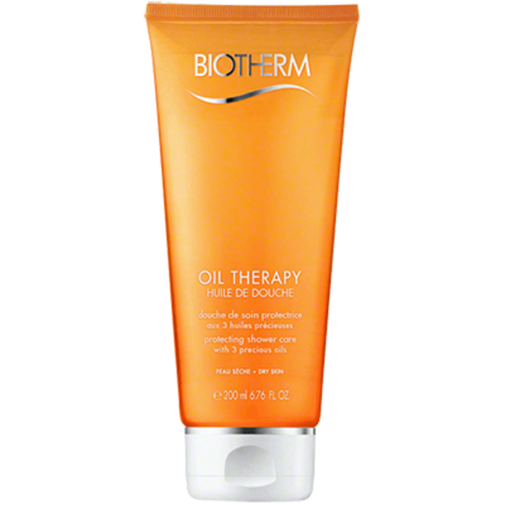 Biotherm oil therapy huile de douche - 200ml - baume nutrition - biotherm -205505
