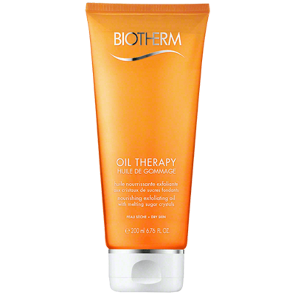 Biotherm oil therapy huile de gommage - 200ml - baume nutrition - biotherm -205506