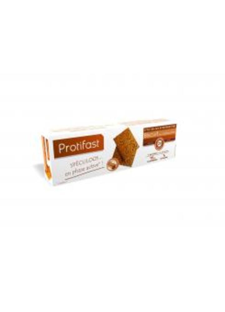Biscuit speculoos x20 - protifast 4 biscuits hyperprotéinés-148527