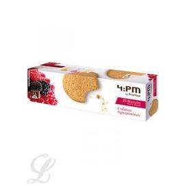 Biscuits fruits rouges x20 - 20.0 unites - protifast Biscuits 4:pm riches en protéines -148477