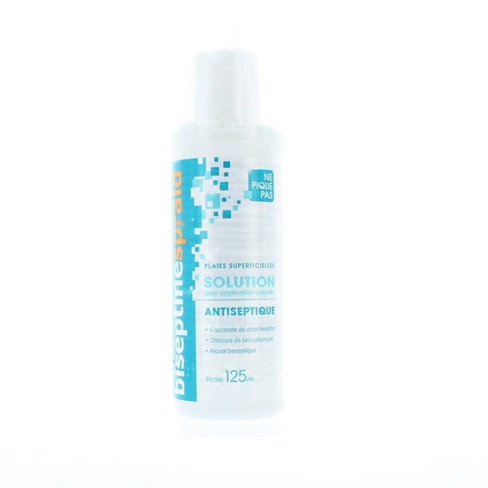 Biseptinespraid - 125 ml Bayer-206893