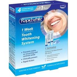 Blanchiment 1 semaine - rapid white - rapid white blanchiment pour l'émail des dents-4708