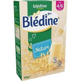 Bledina ma première blédine nature 250g - 250.0 g - bledina -224512