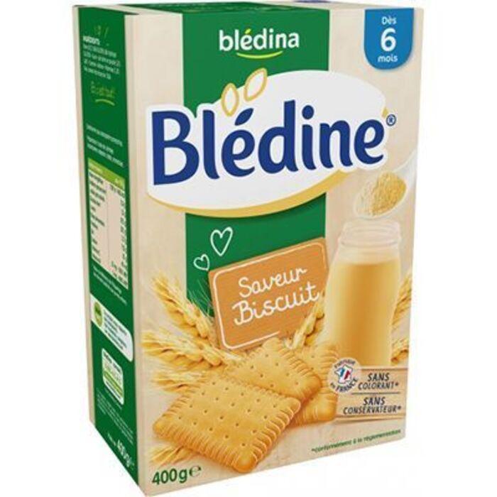 Blédine saveur biscuit 400g Bledina-224530