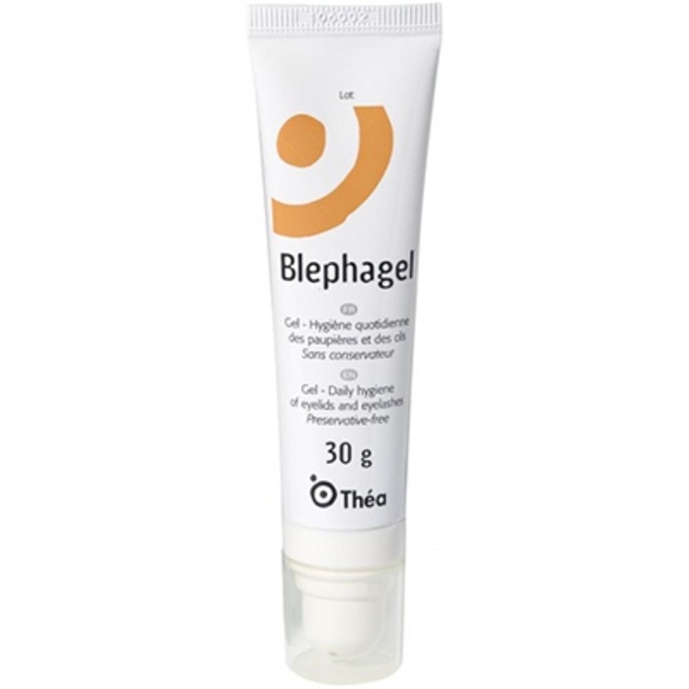 Blephagel - 30g - 30.0 g - laboratoires thea -143902