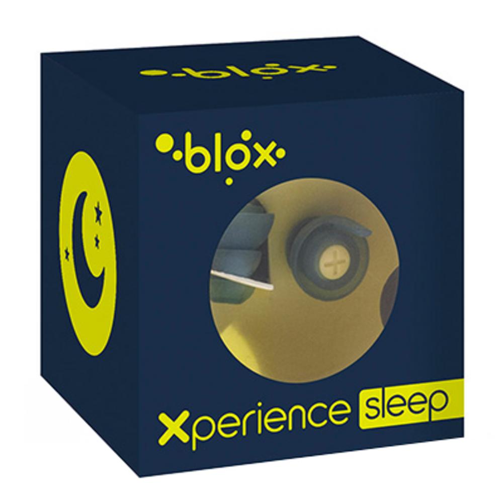 Blox xperience sleep bouchons d'oreille anti-bruit - 1 paire - blox -225754