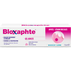 Bloxaphte gel adulte 15ml - 10.0 ml - bloxaphte -220429