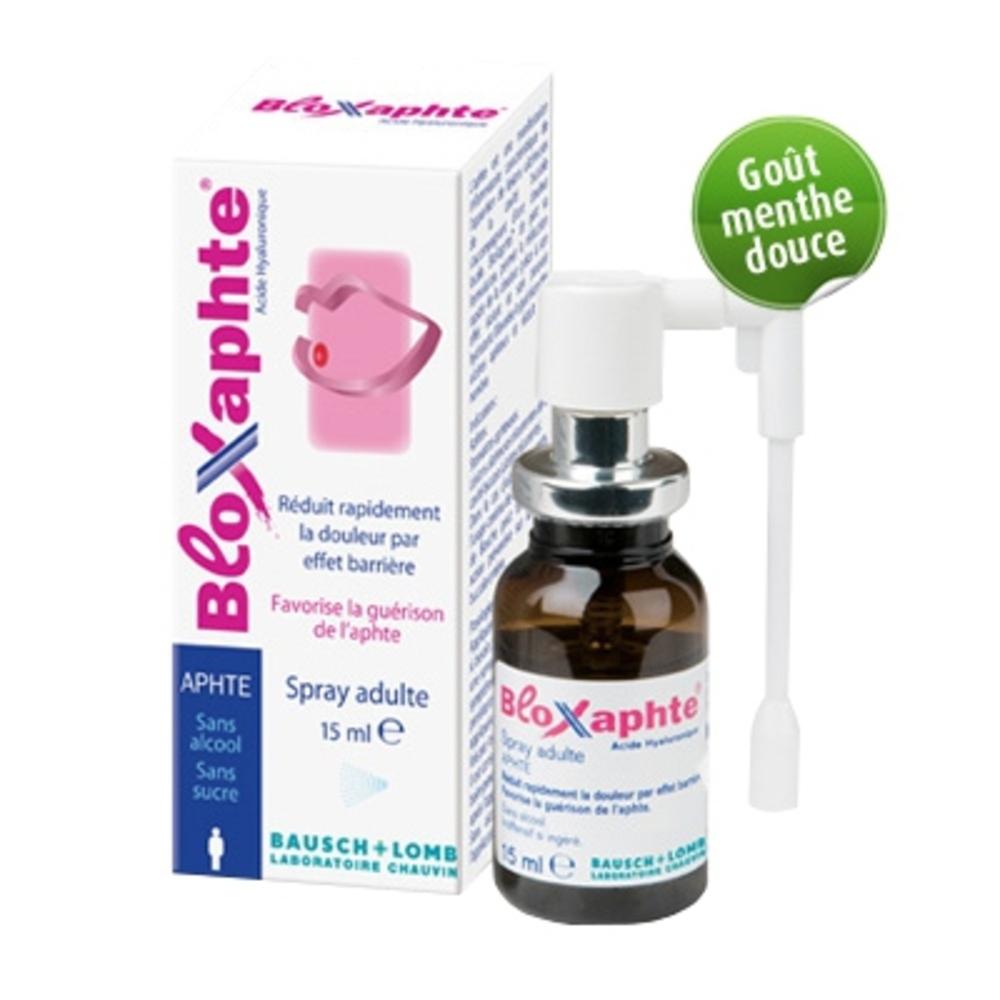 Bloxaphte spray adulte - 15ml - 15.0 ml - bloxaphte -145812