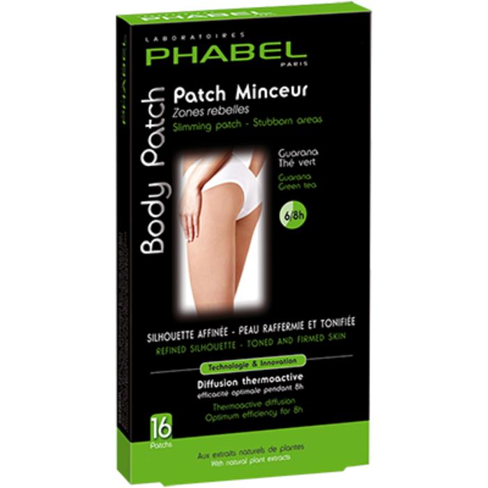 Body patch minceur zones rebelles Phabel-198634