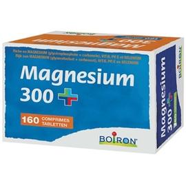 Boiron magnésium 300+ - 160 comprimés - boiron -211109