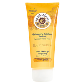 Bois d'orange gel douche - 50ml - roger & gallet -203800