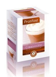 Boisson chaude cappuccino x7 - 7.0 unites - protifast Cappuccino hyperprotéiné pour maigrir rapidement-148344