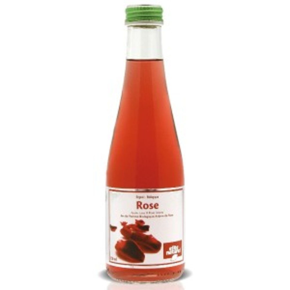 Boisson florale à la rose bio - 250 ml - divers - elite naturel -141127
