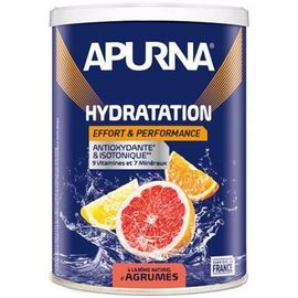Boisson hydratation agrûmes pot 500g - apurna -216653