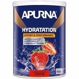 Boisson hydratation fraise pot 500g - apurna -216655