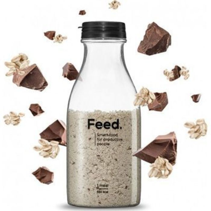 Boisson repas complet chocolat 661kcal 150g Feed-222080