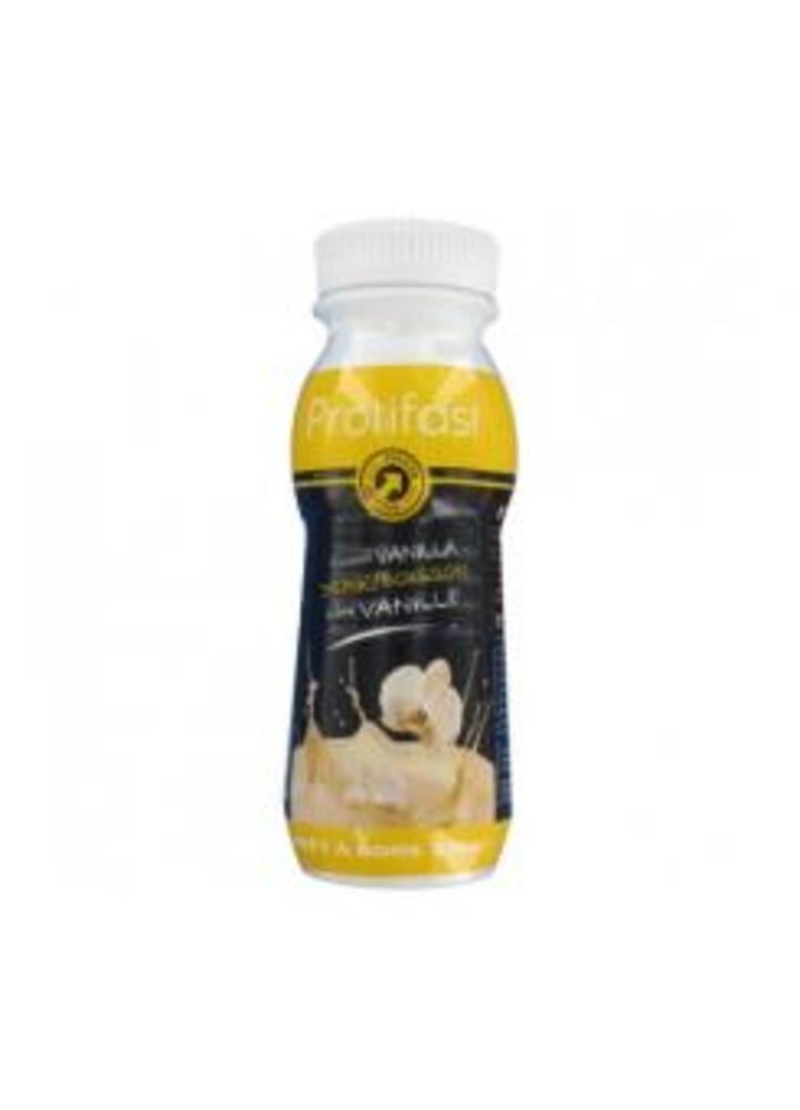 Boisson vanille 250ml x1 - protifast boisson vanille hyperprotéinée prête à boire-148466