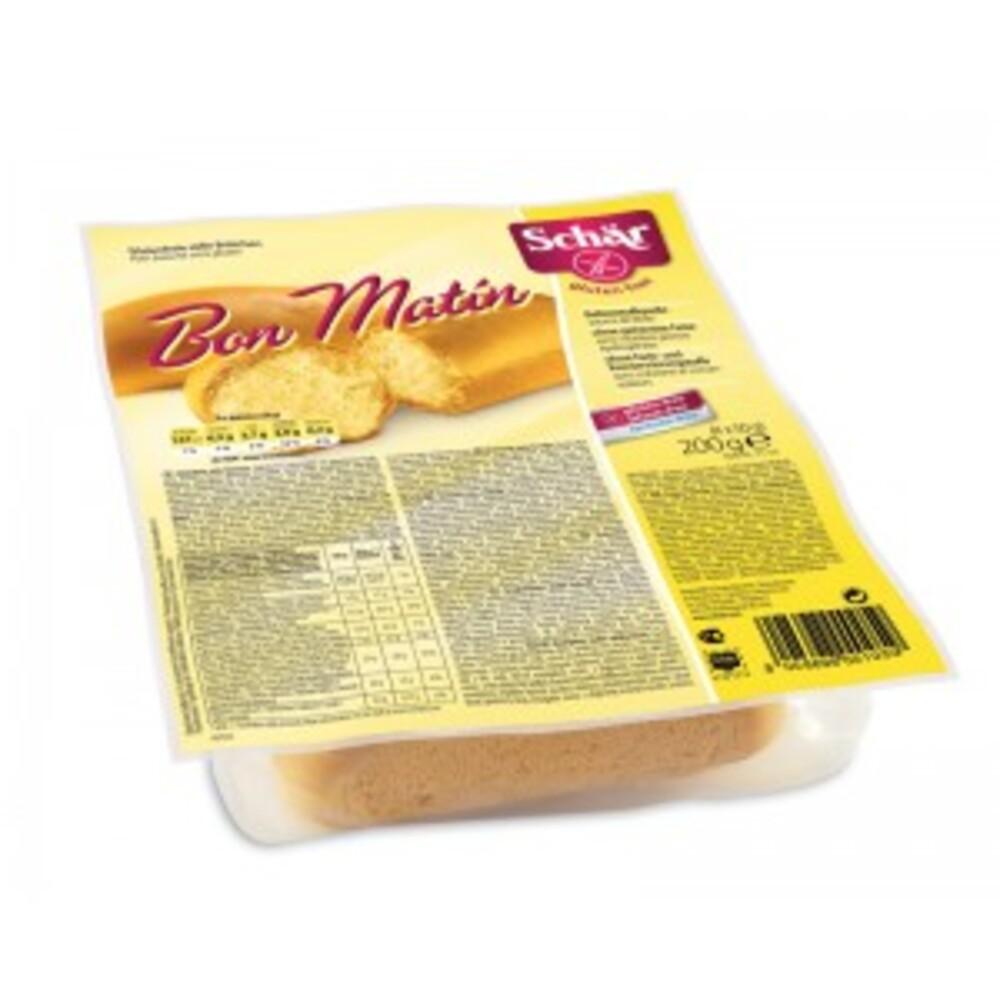 Bon matin, pain brioché - 200 g - divers - schar -138195