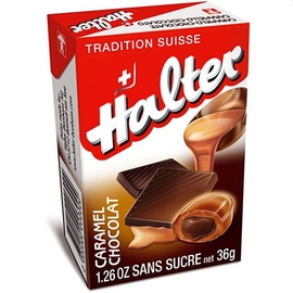 Bonbons caramel chocolat - halter -197215