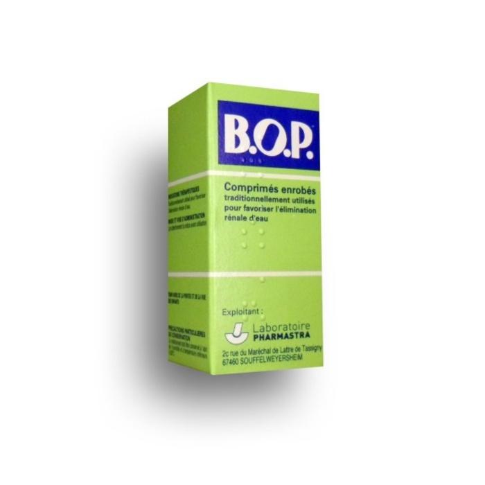 Bop - 60 comprimés Laboratoire pharmastra-193112