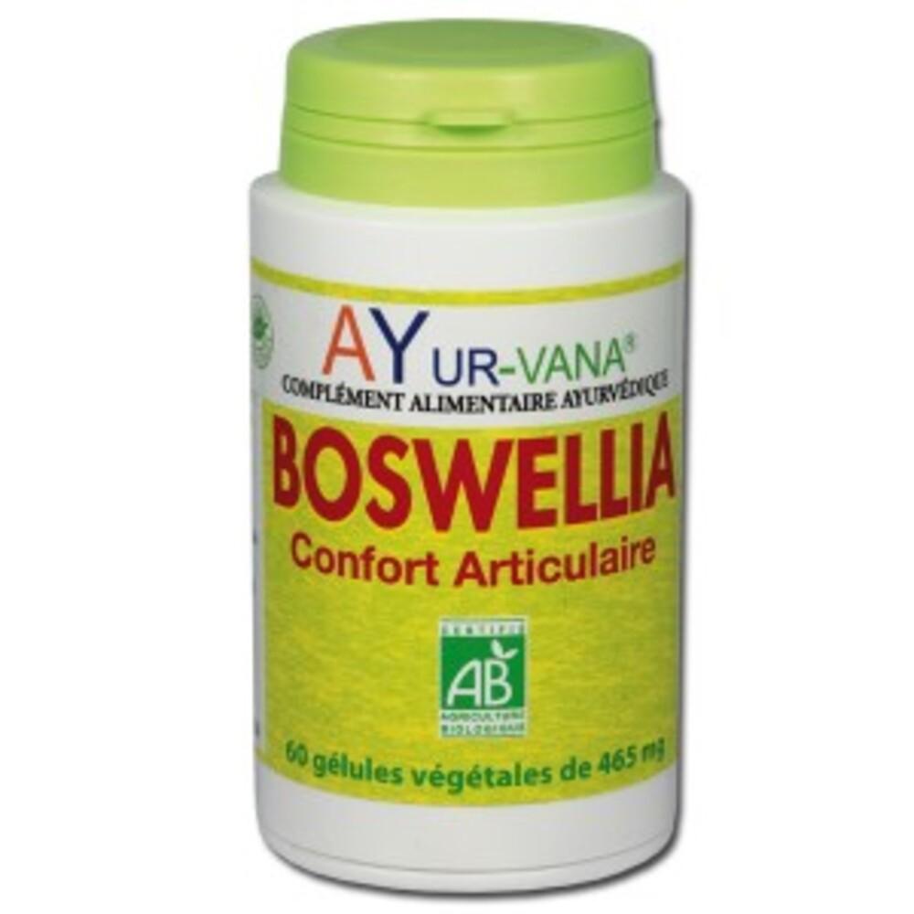 Boswellia extrait 30 % d'acides boswelliques bio - 60... - divers - ayur-vana -141719