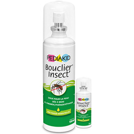 Bouclier insect 100ml + bouclier insect 20ml offert - pediakid -221569